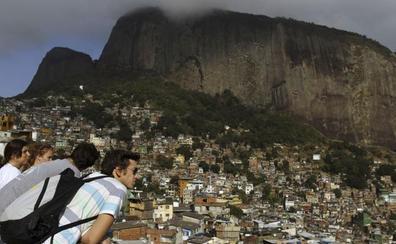 'Turismo de pobreza': Uno más en la favela