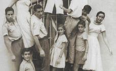 Un veraneo en la Málaga de los años cincuenta