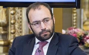 El economista rondeño Manuel Giménez, consejero en la Comunidad de Madrid