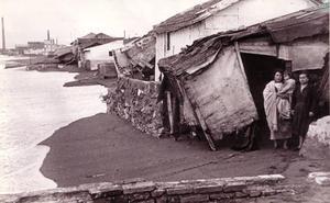 El pasado industrial de la playa de San Andrés