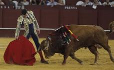 David de Miranda triunfa con una manejable corrida de La Palmosilla