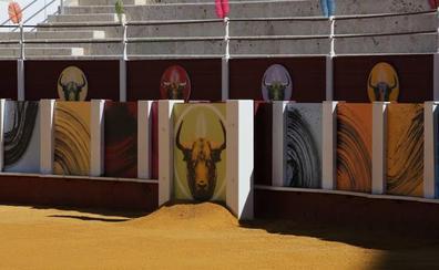 Seis de Garcigrande para la Corrida Picassiana de Málaga