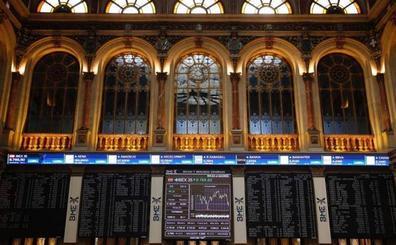 El Ibex-35 vuelve a los 8.600 puntos con la deuda inmune al riesgo italiano