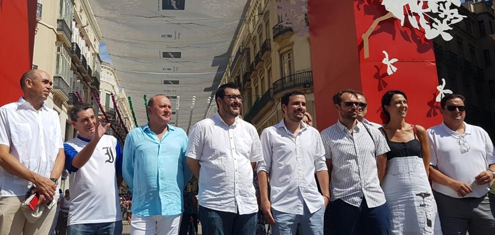 Garzón insta al PSOE y a Podemos a llegar a un acuerdo para evitar nuevas elecciones