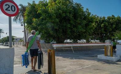 El PSOE califica de tardía la solución para la barrera situada en El Cable