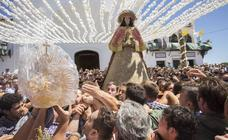 Así fue la Venida de la Virgen del Rocío 2019