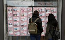 El precio del alquiler ya supera al sueldo medio de los jóvenes en Málaga