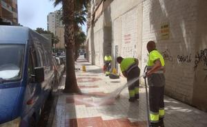 Torremolinos destituye al gerente de su empresa de limpieza tras las críticas por el mal estado del municipio