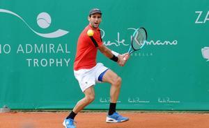 Adrián Menéndez accede a las semifinales de la fase previa en el US Open