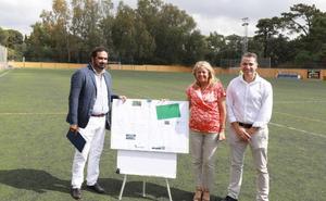 El Ayuntamiento remodelará el centro deportivo Santa María de Las Chapas