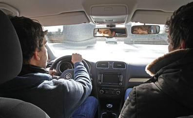 Las nuevas ayudas para el examen práctico de conducir