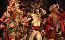'Los Carnívales', 'La Gaditaníssima' y los 'Daddy Cadi', este viernes en Torremolinos
