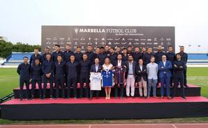 El Marbella presenta a lo grande su proyecto más ambicioso