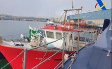 Aprehendidos 3.600 kilos de hachís en un pesquero en Sanlúcar