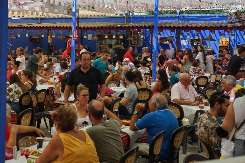 ¿Has estado este jueves en la Feria de Málaga? ¡Búscate en nuestra galería de fotos!