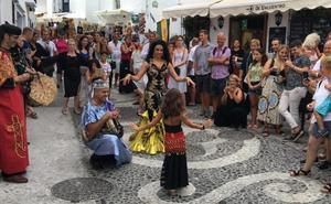 Frigiliana festeja su multiculturalidad