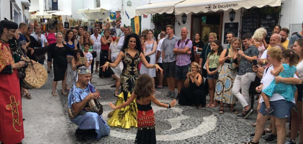 Frigiliana celebrates its multiculturalism