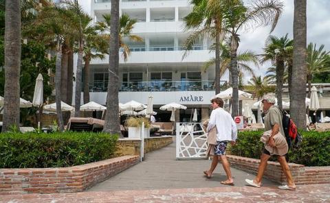 Marbella cierra el mejor julio turístico de los últimos 13 años