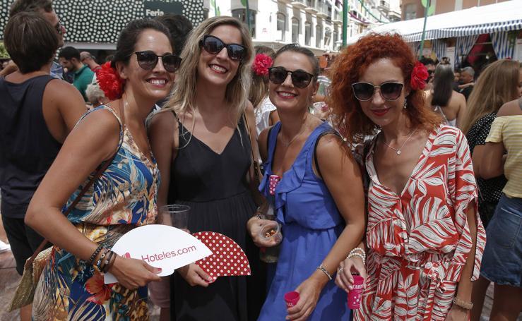 ¿Has estado en la Feria de Málaga el viernes? ¡Búscate en nuestra galería de fotos!