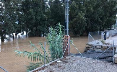 Fomento ejecutará obras de emergencia en nueve carreteras de Málaga afectadas por las inundaciones