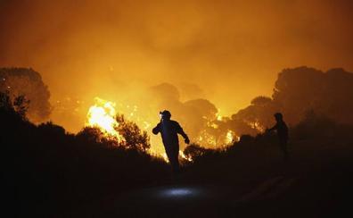 Los incendios más devastadores de la década en Málaga