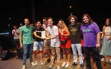 El ritmo de La Ley de Flavia conquista el MálagaCreaRock 2019