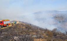 Detenido el presunto autor de ocho incendios forestales en Mijas cuando colaboraba en la extinción de uno de ellos
