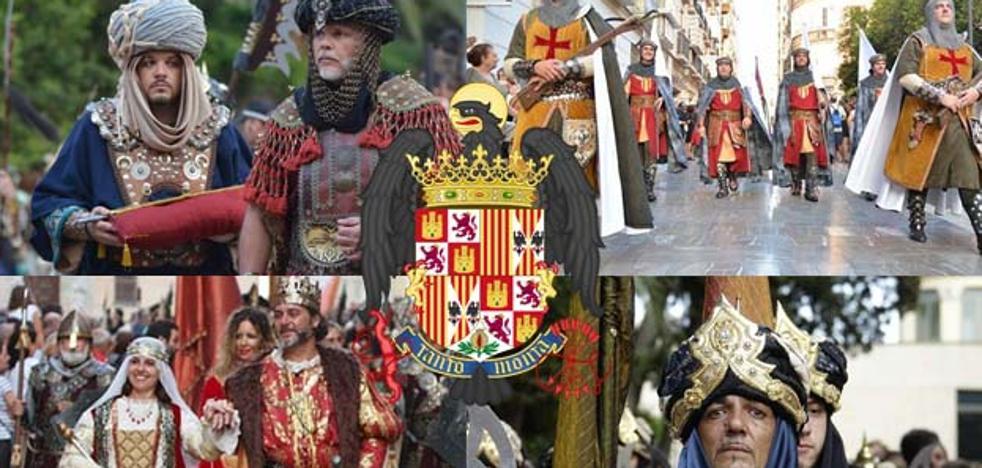 Guía para no perder detalle de la Cabalgata Histórica de Málaga del domingo