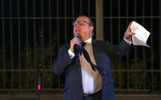 César Cadaval pregona la Feria de Ronda entre humor y poesía