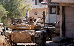 La ofensiva de Idlib pone a las tropas de Siria y Turquía cara a cara