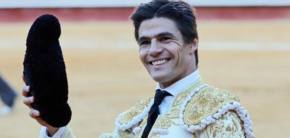Pablo Aguado sustituye a Roca Rey en la Goyesca de Ronda