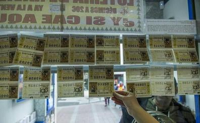 El primer premio de la Lotería Nacional cae en Málaga capital