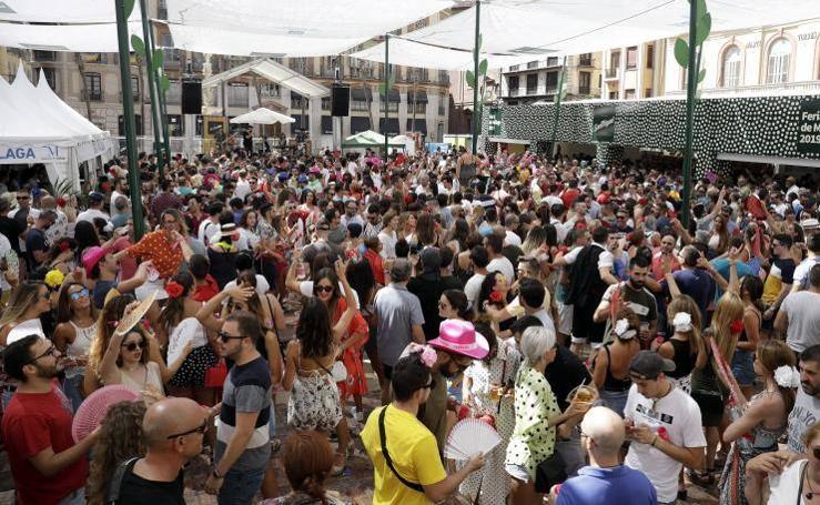 El último día de la Feria de Málaga 2019, en fotos