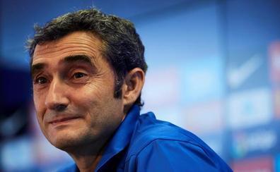 Valverde: «No forzaremos con Messi»