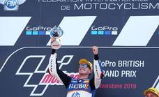 Augusto Fernández: «Como victoria satisfactoria me quedo con la de Silverstone»