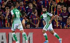 Barcelona-Betis, en imágenes