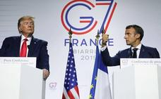 Irán abre la puerta al diálogo con EE UU «si retira las sanciones»