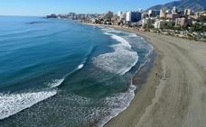 Fallece una bañista en la playa de Las Gaviotas de Benalmádena