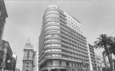 Historia del hotel Málaga Palacio
