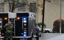 EE UU pedirá pena de muerte para el autor de la masacre en la sinagoga de Pensilvania