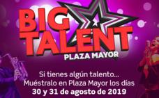 Plaza Mayor cierra el telón del Festival de Verano con el concurso 'Big Talent'