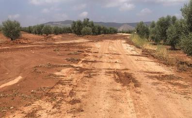 Sierra de Yeguas pide «celeridad» para la aplicación del plan de reformas de caminos rurales