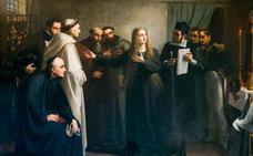 De la liberal agarrotada al rey agangrenado: Mariana Pineda y Luis XIV