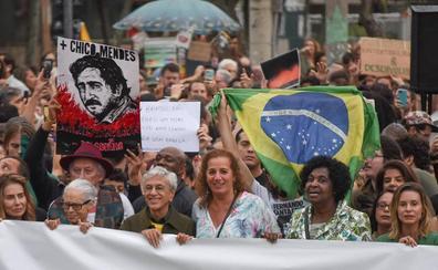 Mártires de la Amazonia en la batalla contra la deforestación