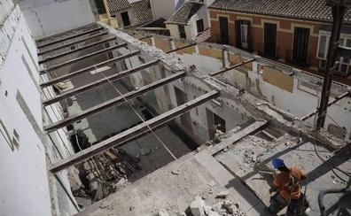El Gobierno inicia la primera fase de las obras para llevar la Biblioteca Provincial al Convento de San Agustín