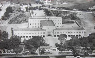 El Colegio de Huérfanos de Ferroviarios de Torremolinos