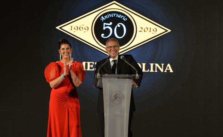 Las imágenes del 50 aniversario de la joyería Gómez y Molina en La Zagaleta