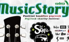 Cudeca rendirá tributo al rock en 'Music Story' para recaudar fondos