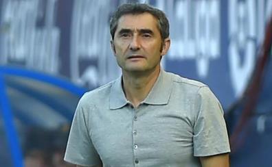 Valverde: «Tenemos que ser más contundentes en estos partidos»