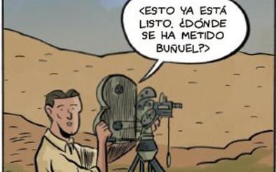 La pipa de la paz entre las Hurdes y Buñuel
